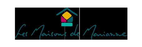 Logo Les Maisons de Marianne