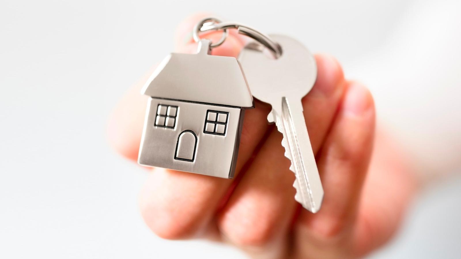 Photographie de clés pour un article sur les nouvelles résidences