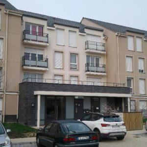 Façade résidence Mennecy